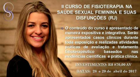 Fisioterapia Saude Sexual Feminina Disfuncoes