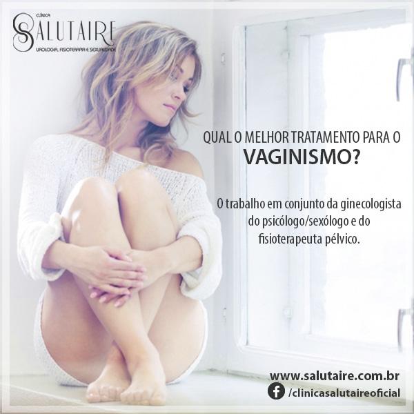 Fisioterapia Pélvica para o Tratamento do Vaginismo