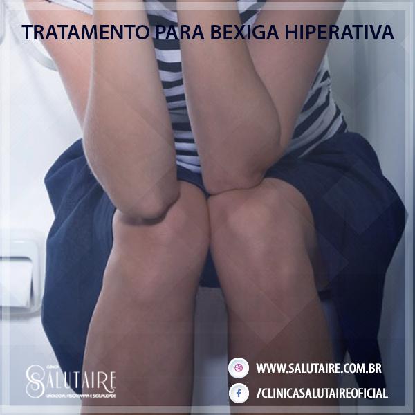 Tratamento Para Bexiga Hiperativa