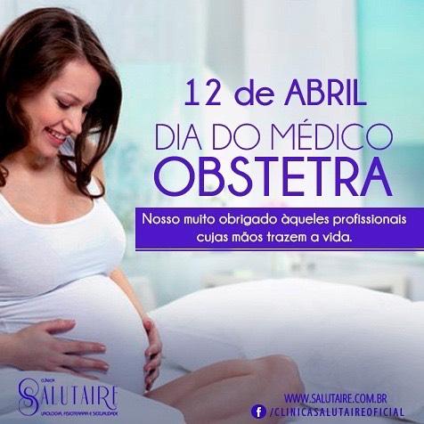 Dia do Médico Obstetra