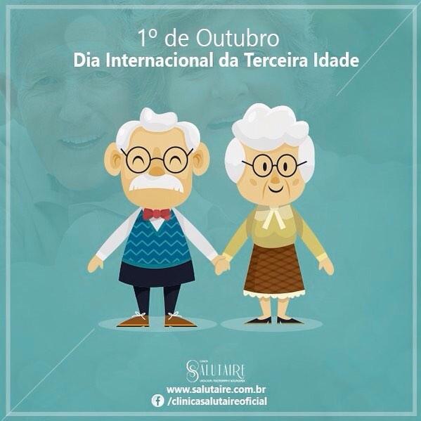 Dia Internacional da Terceira Idade